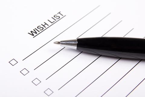 PPC wish list