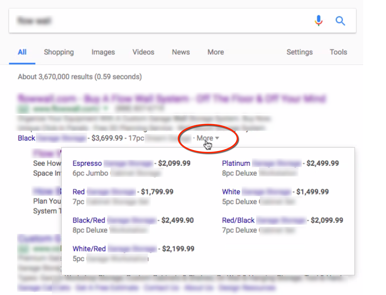 price ad extensions