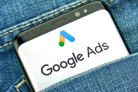Google Ads optimization score