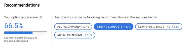 Google Ads Partner program example