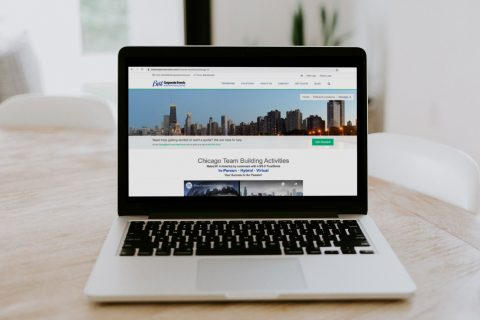 Best Corporate Events city landing page